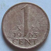 Нидерланды, 1 цент 1963 г