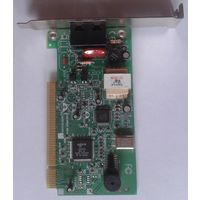 Модем dual-up Genius GM56PCI-L (K0238025 Rev. A)