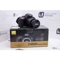 Фотоаппарат Nikon D3500 Kit 18-55mm VR (24.2 Мп). Гарантия