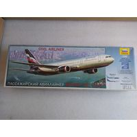 Самолёт БОИНГ 767-300тм