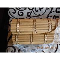 Штора бамбуковая рулонная 120*160см