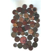 Не красивые монеты (150шт)