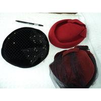 Винтажные шляпки