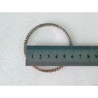 Стильный изящный браслет на тонкую руку