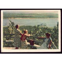 1961 год Украина Канев Днепровские дали