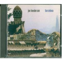 CD Joe Henderson - Barcelona (1992)