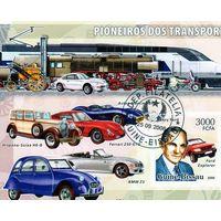 Гвинея-Биссау.Автомобили.2006