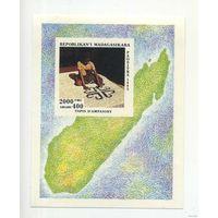 Мадагаскар /остров/ 1993г