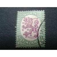 Финляндия 1926 стандарт, герб
