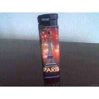 Зажигалка PARIS