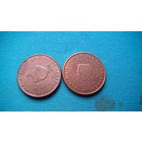 Нидерланды 5 евроцентов 2001 г. распродажа