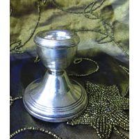 Подсвечник серебро 960 пр., Англия, середина прошлого века