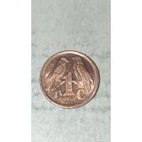 ЮАР 1 цент 1998
