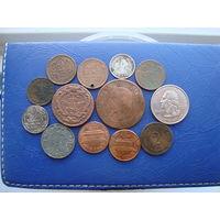 13 монет сборка мира         (2451)