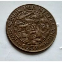 Суринам 1 цент, 1959 2-12-52