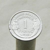 Франция 1 франк 1948