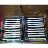 MD mini disc (20 штук, разные) б/у, состояние отличное
