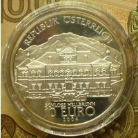 Австрия 10 евро 2004 г пруф