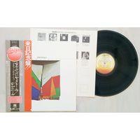 JIM HALL Commitment (JAPAN коллекционный винил LP 1976) как новый