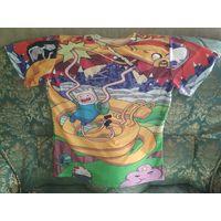 Майка - Время приключений с Финном и Джейком (Adventure Time with Finn & Jake) 3XL