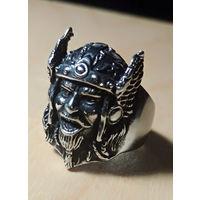 Перстень викинг массивный
