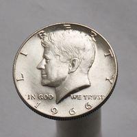США 1/2$ 1966