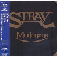 Stray - Mudanzas (1973, Audio CD, ремастер 2006 года)