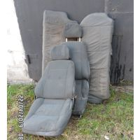 Комплект велюровых сидений от ВАЗ-2199