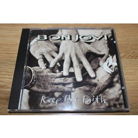 Bon Jovi - Keep The Faith - CD