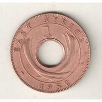 Британская Восточная Африка 1 цент 1959