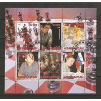 Азербайджан 2008 Шахматы