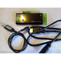 Мини-компьютер mini PC & TV Dongle СХ-803 1Gb ,приставка для монитора или телевизора для работы в Internet и просмотра до 1000 TV каналов . Идеальное, не дорогое решение для дачи или загородного дома.