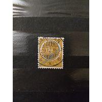1908 Голландская колония Ост-Индия королева (4-7)