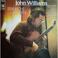 John Willams/Spanische Gitarren Musik/1976,CBS,*2LP,NM, Holland
