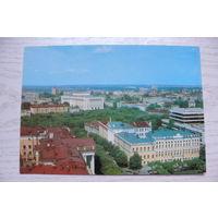ДМПК-1978, Казань. Вид на город; чистая.