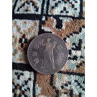 Монета 1837 года