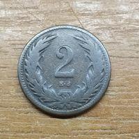 Венгрия 2 филлера 1897 _РАСПРОДАЖА КОЛЛЕКЦИИ
