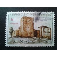 Ангола 1968 колония Португалии г. Бельмонте, родина Кабрала
