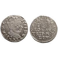 Три гроша Вильно 1582