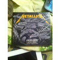Metallica live in Lisbon