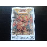 Греция 1994 икона 16 века