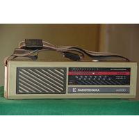 Радиоприемник  Радиотехника  РП 8330 рабочий