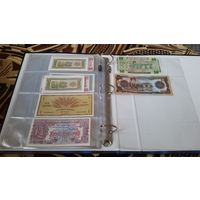 42 банкноты UNC
