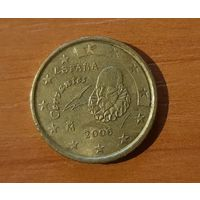 10 евроцентов 2006 Испания