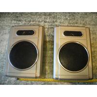 Колонки, двухполосная акустическая система 4 Ом, 30 Вт.