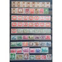 Венгрия, стандарты,95 марок