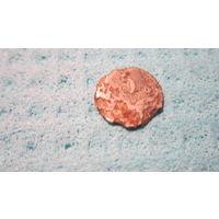 Войсковая бона жетон 5 грошей Польша казино подофицерское г. Пинск металл