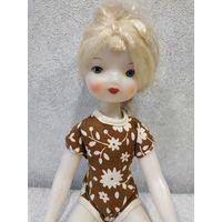 Кукла СССР. Паричок. Игрушка.