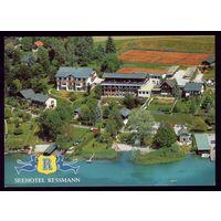 Австрия Водный отель