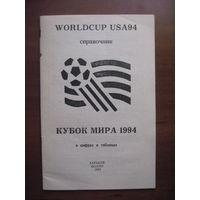 Кубок мира 1994. - Харьков, 1994